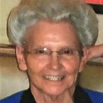 Mrs. Jewel Jeannette Mathews