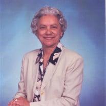 Dr. Audrey Yvonne Lewis, EdD.