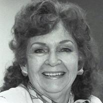 Evelyn Irene Sanza