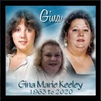 Gina Marie (Yanni) Keeley