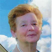 Mrs Gloria Mae McQueen