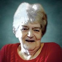 June Carol Fulk Wall
