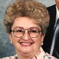 Edith Faye Walker Greene