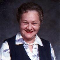 Geraldine Boettcher