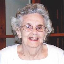 Martha Jane Becker Tosh