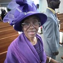 Ms. Virginia Nance Wilson