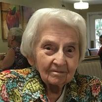 Margaret Ann Cobb Greer