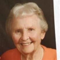 Helen Mae Gillham