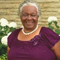 Mrs. Annie R. Weir