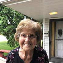 Marjorie Doris Connell