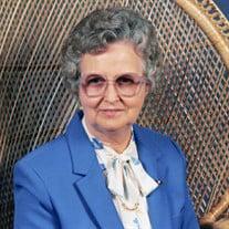 Mildred Earline Hudson