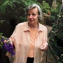Peggy Ann Hallam