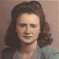 Dorothy Mabel Wilson