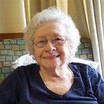 """Mrs. Ludmila """"Milly"""" Margaret Schumaker"""