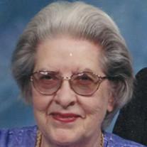 Mrs. Dorothy May Owens Faile