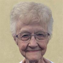 Mrs. Vivian Mary DeGrave (nee: Cash)