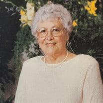 Mrs. Betty Joyce Nall Freeman