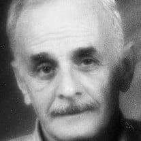John Alvin Eglinton Sr.