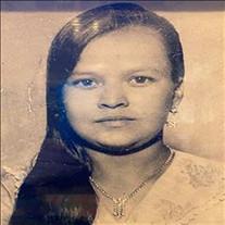 Maria Isabel Estrada