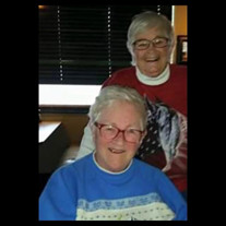 Ms.'s Sandy and Jackie Wolfe