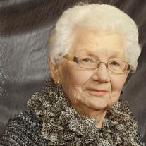 Mrs. Lucille Jourdan Hope