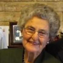 Mrs Georgia Josephine Beran