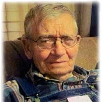 Melvin Joe Frazier, Iron City, TN