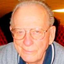 Raymond Mauritz Hedlund