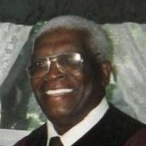 Pastor Jessie Porch