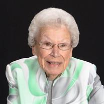 Dorothy Jeannette White