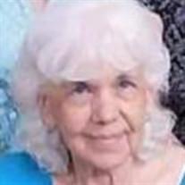 Wilma Faye McConathy Oliver