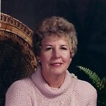 "Patricia Jo Anderson ""Pat"" Waldren"