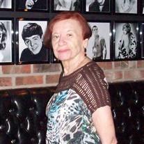 Gloria Rosson