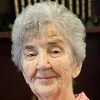 Gladys Arlene Wilkerson