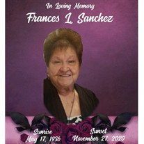 Frances L. Sanchez