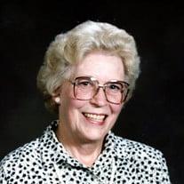 Marjorie Aliene Stevens Hooper