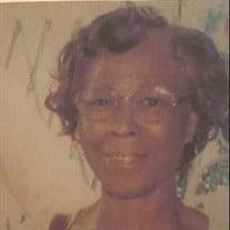 Mrs. Ida Mae Harris
