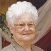 Georgia Elizabeth Hutcherson Curlin of Selmer, Tennessee