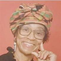 Ms. Harriet Easter Gibson