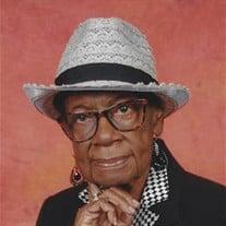 Ms. Juanita Morgan Best