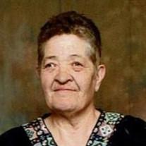 Betty Ann Garner
