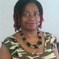 Cynthia Priscilla Jones