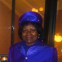 Mrs. Genevia Taylor