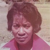 Mrs. Mary Elizabeth Knuckles,