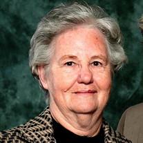 Mrs. Frances Elizabeth Anderson Bradley