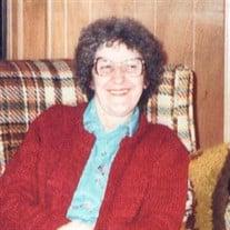Frances Jeanette Lehman