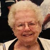 Joan Anne Burrows