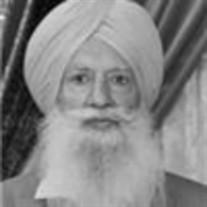 Gurdial Singh