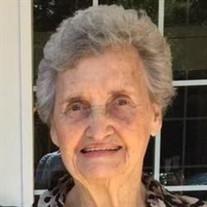 Betty Barfield Jordan