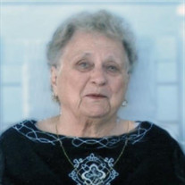 "Gertrude ""Trudy"" Stella Marsh"